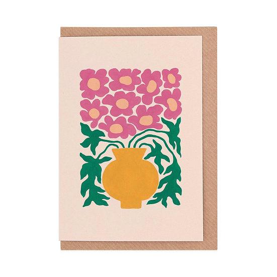 LIV LEE Camelias Card
