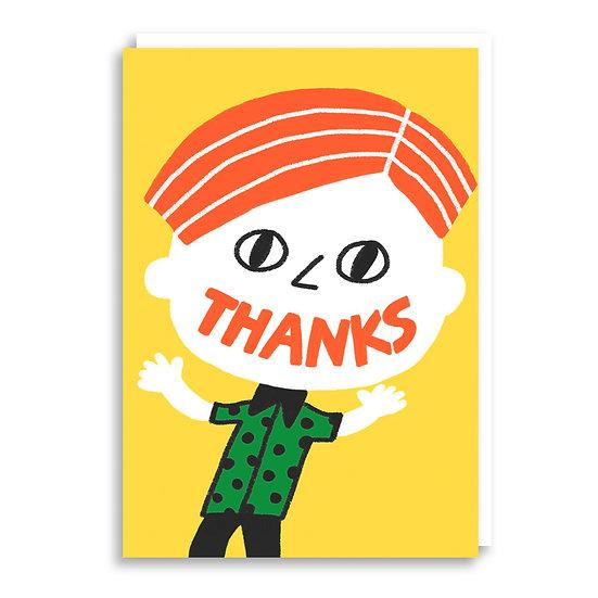 CACHETEJACK Thanks Card