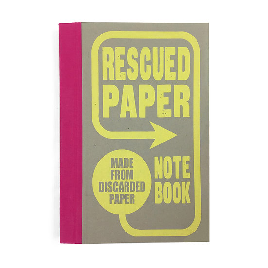 SUKIE Rescued Paper Notebook