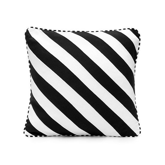 SCENERY LABEL Patchwork Cushion Stripes