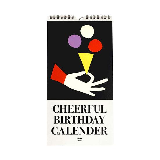 SUE DOEKSEN Birthday Calendar