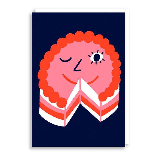 CACHETEJACK Cake Card