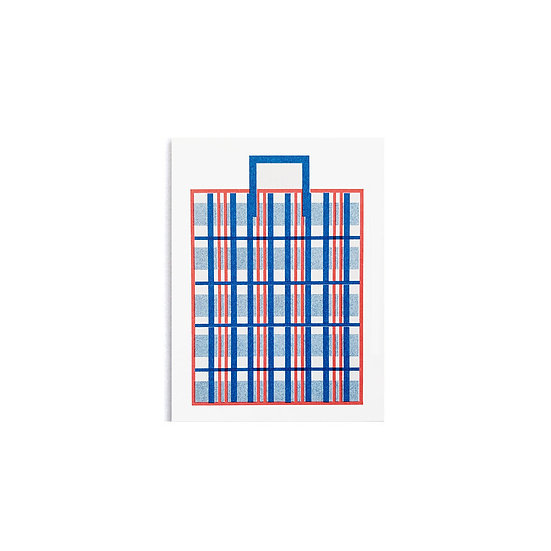 SCOUT EDITIONS Bag Card