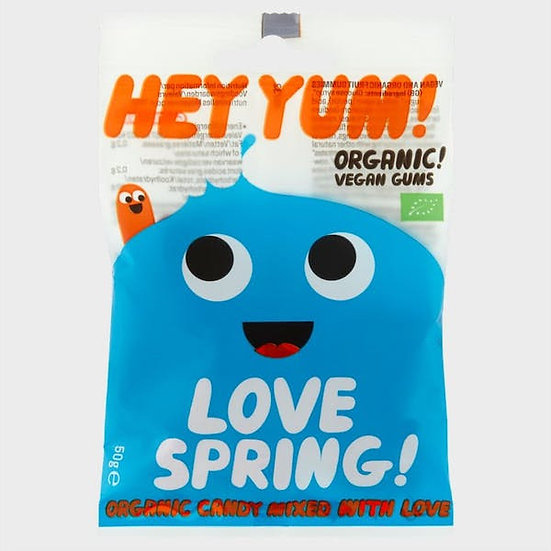 HEY YUM! Love Spring Vegan Gums