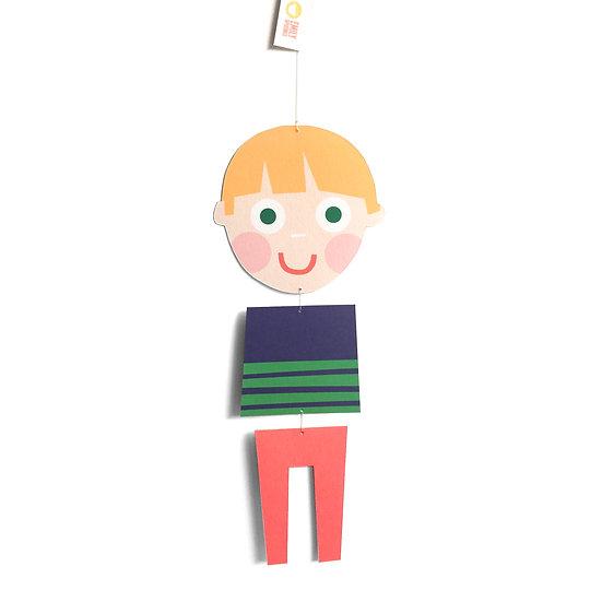 EMILY SPIKINGS Mobile Boy Blonde