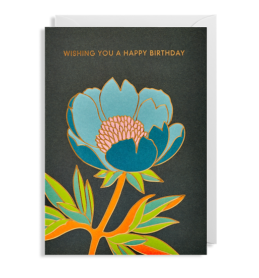 HANNA WERNING Wishing You Card