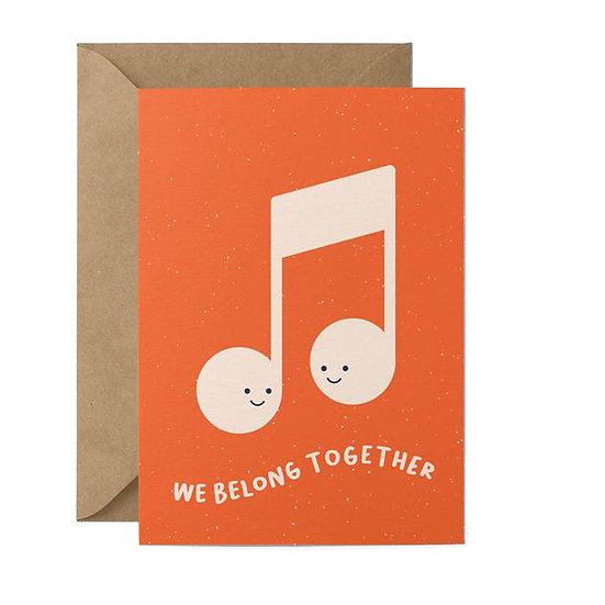 GRAPHIC FACTORY Belong Together Card