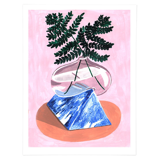 ANNE VD BOOGAARD Vase Pink