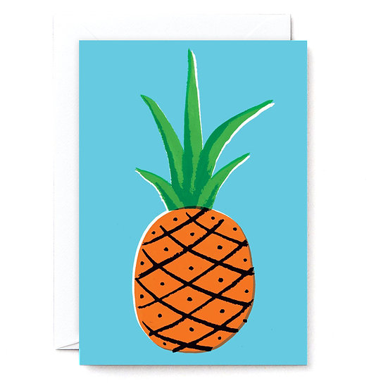 RUBY TAYLOR Pineapple Card