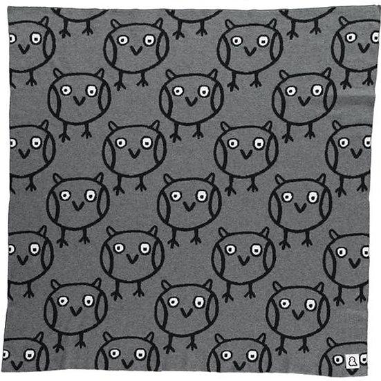 BOYS & GIRLS Owl Knit Blanket