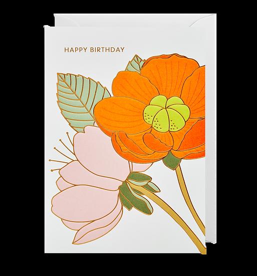 HANNA WERNING Happy Birthday Card