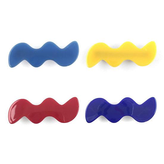 SCENERY LABEL Wave Clip