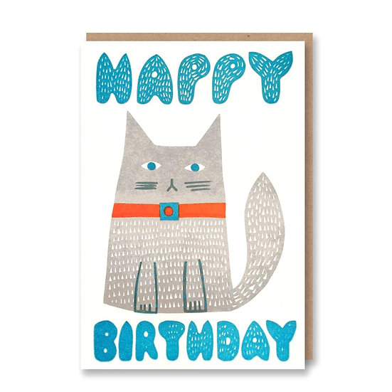SUKIE Cat Card