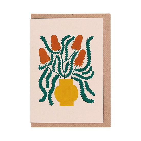 LIV LEE Banksia Card