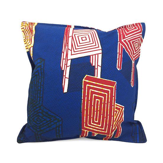 SCENERY LABEL Wax Cushion Chairs