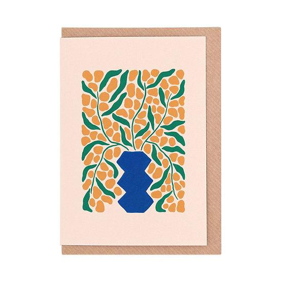 LIV LEE Wattle Card