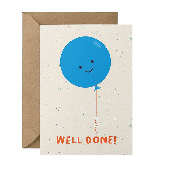 GRAPHIC FACTORY Well Done Card