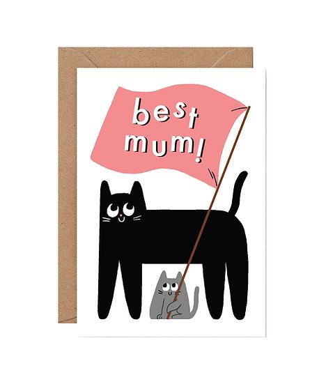 ELLIOT KRUSZYNSKI Best Mum Card