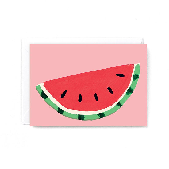RUBY TAYLOR Water Melon Card