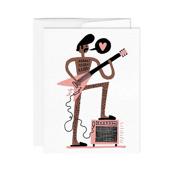 BENOIT TARDIF  Love Song Card