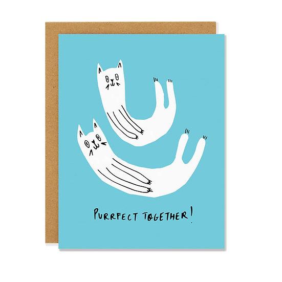 BADGER & BURKE Perfect Together Card