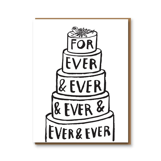 PEOPLE I'VE LOVED Forever and Ever Card