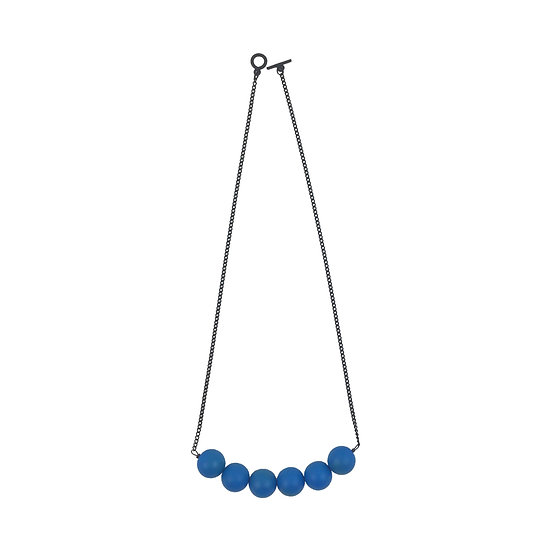 WHOLESALE Bead Chain Mini Blue Ball