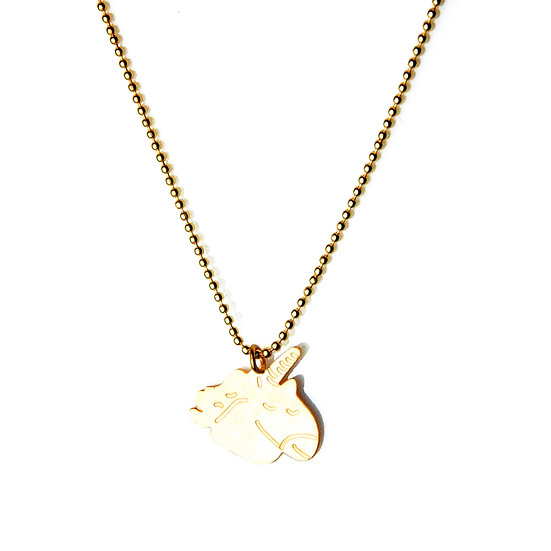 ADORABILI Unicorn Necklace