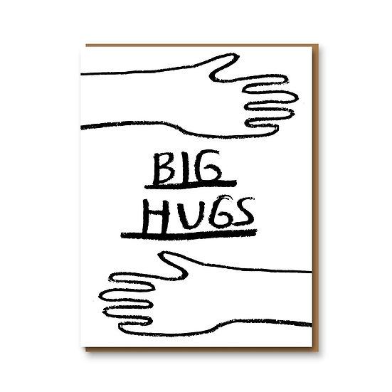 PEOPLE I'VE LOVED Big Hugs Card