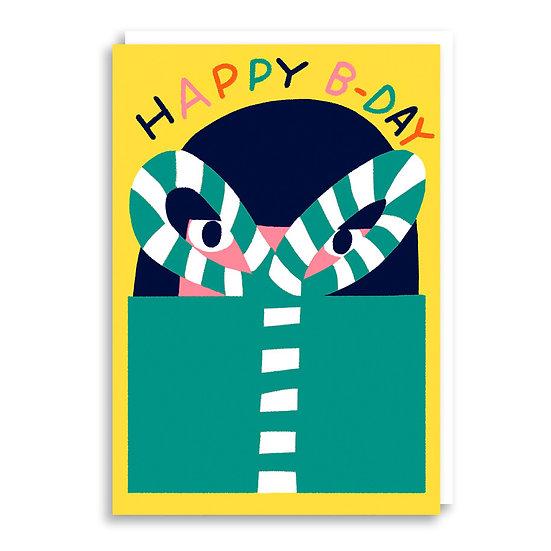CACHETEJACK Happy B-day Card