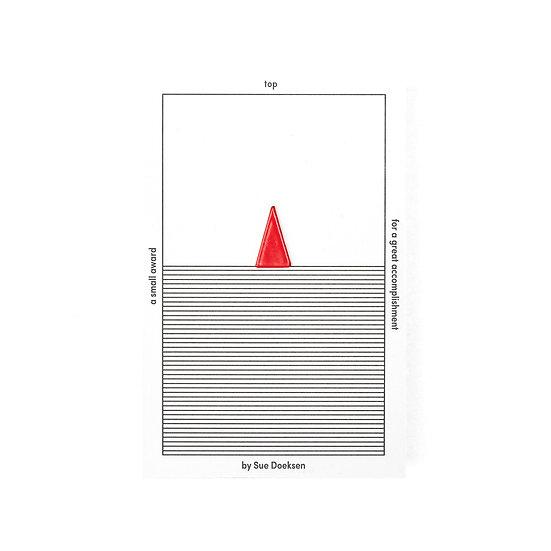 SUE DOEKSEN Pyramid Pin