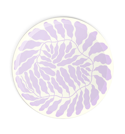 LINNEA ANDERSSON Lilac Leaves Tray