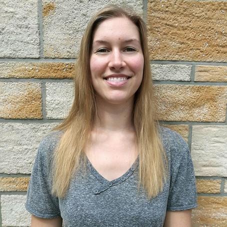 Sophie Delhalle, un 4e kiné au Centre