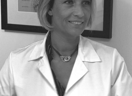 Geneviève Jespers exerce la pédicure médicale au Centre Médical de Chaumont-Gistoux