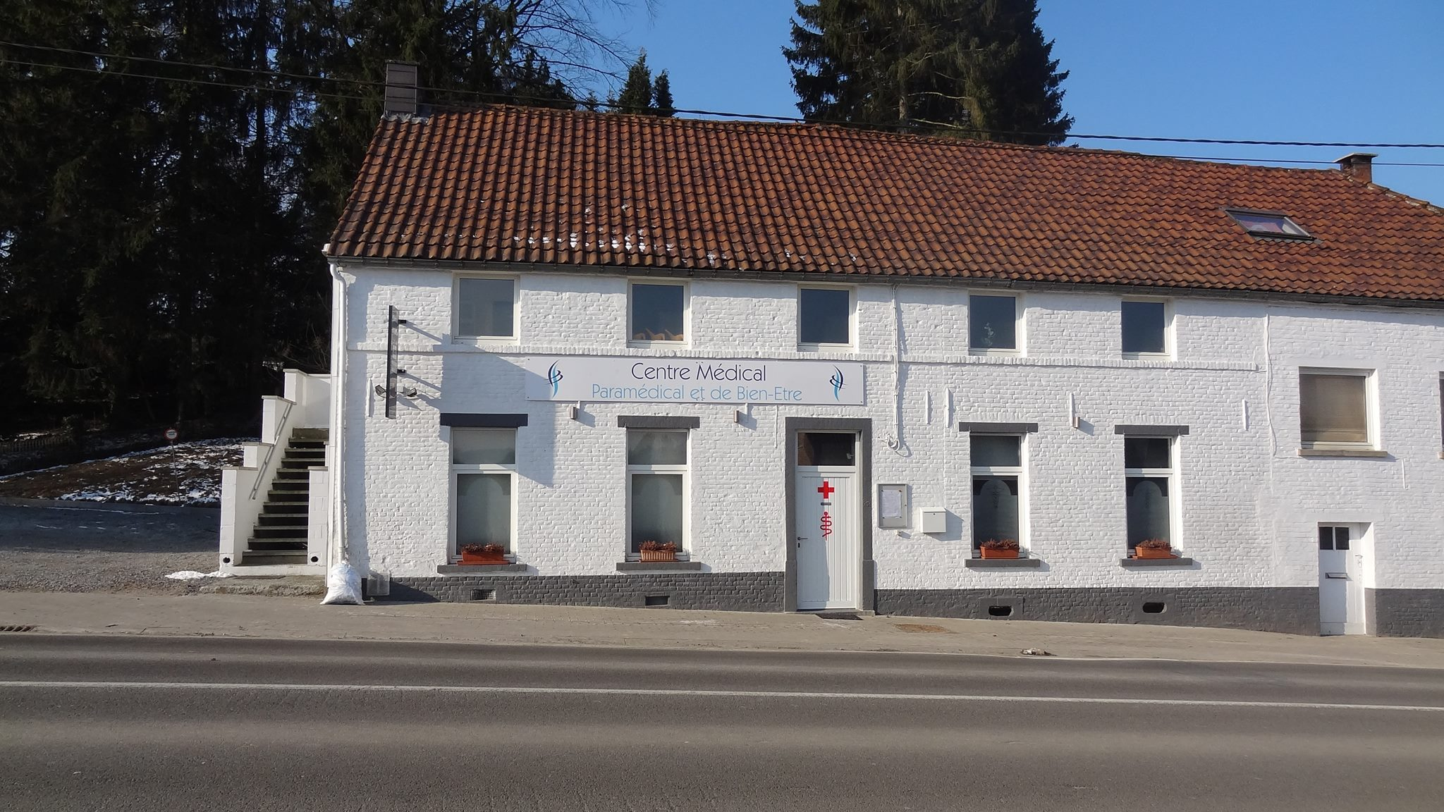 Le Centre Epione à Chaumont-Gistoux