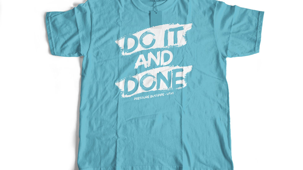 Do It and Done - Tahiti Blue