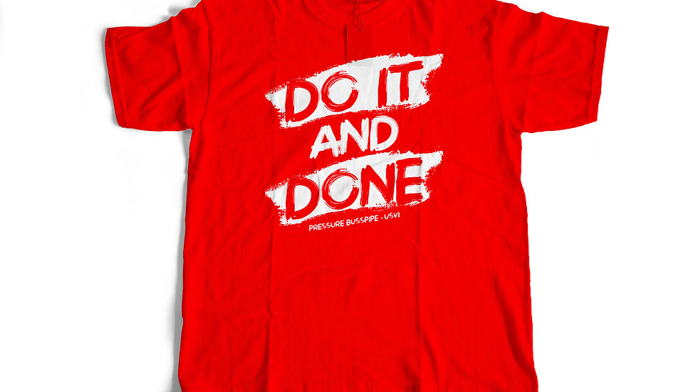 Do It and Done - Red