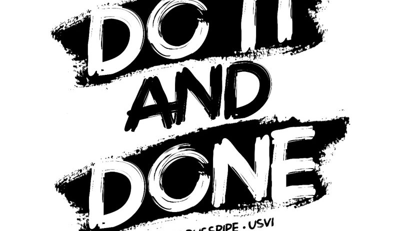 Do It and Done - White