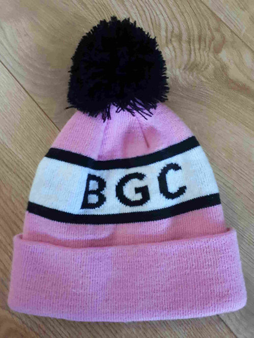 BGC Bobble Hat