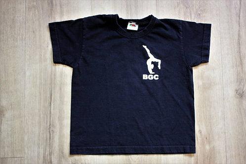 Club T-Shirt Boys (Black)