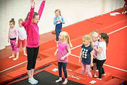 Bedwas Gymnastics Club Gym recreation class