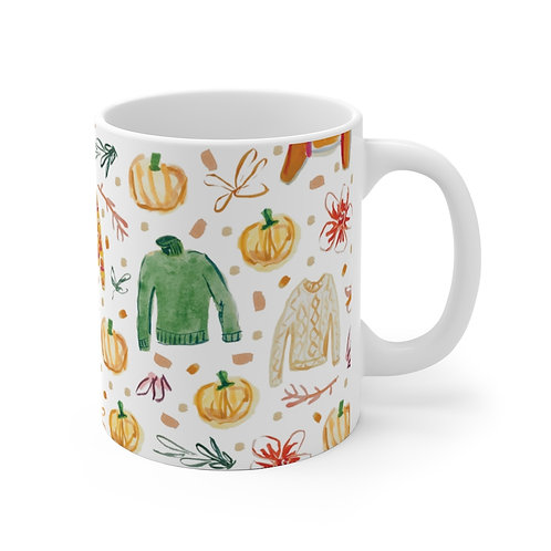 All For Fall Mug