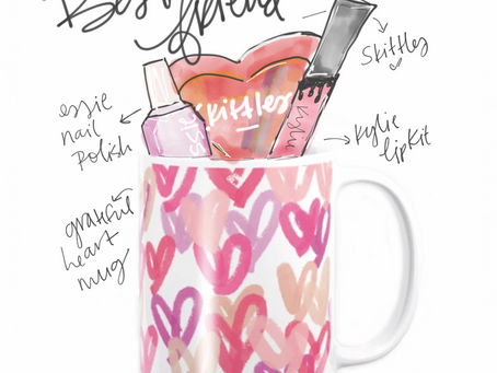 3 Ways to Gift this Grateful Heart Mug for Valentine's Day!