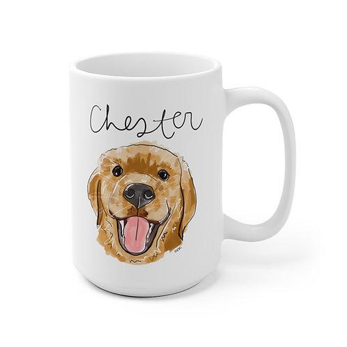 Custom Pet Mug!
