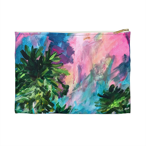 Field of Palms Carry-All Pouch
