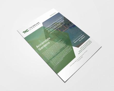 Real Estate Case Study Flyer