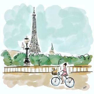 Leo in Paris.JPG