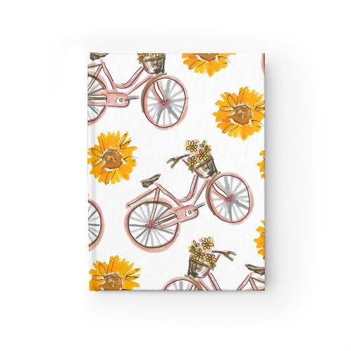 Sunflowers and Bikes Journal