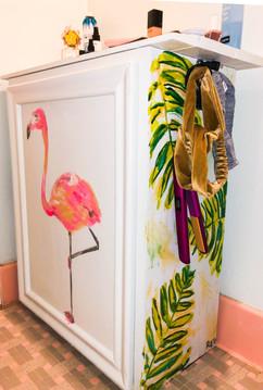 Flamingo Cabinet