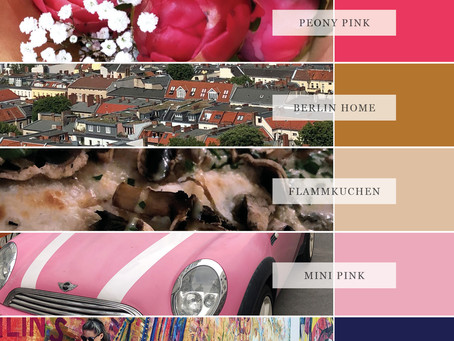 European Color Palettes (a summary of adventures!)